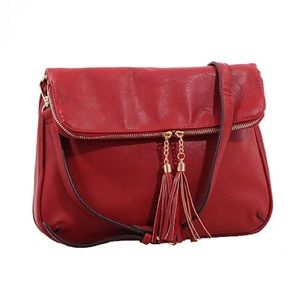 Handbags - Daisy Concealed Carry Lock and key Messenger
